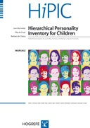 Copertina di HiPIC - Hierarchical Personality Inventory for Children