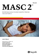 Copertina di MASC 2 - Multidimensional Anxiety Scale for Children-Second Edition