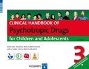 Copertina di Clinical Handbook of Psychotropic Drugs for Children and Adolescents 3