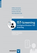 Copertina di IST-Screening – Intelligence Structure Test-Screening