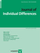 Copertina di Journal of Individual Differences
