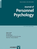 Copertina di Journal of Personnel Psychology