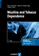Copertina di Nicotine and Tobacco Dependence