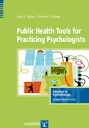 Copertina di Public Health Tools for Practicing Psychologists