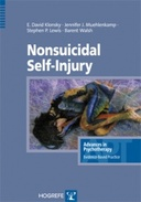 Copertina di Nonsuicidal Self-Injury