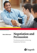 Copertina di Negotiation and Persuasion. The Science and Art of Winning Cooperative Partners