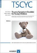 Copertina di TSCYC - Trauma Symptom Checklist for Young Children