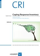 Copertina di CRI - Coping Responses Inventory