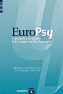 Copertina di EuroPsy. Standards and Quality in Education for Psychologists