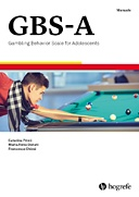 Copertina di GBS-A - Gambling Behavior Scale for Adolescents