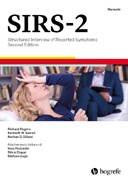 Copertina di SIRS-2 - Structured Interview of Reported Symtoms – Second Edition