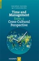 Copertina di Time and Management from a Cross-Cultural Perspective