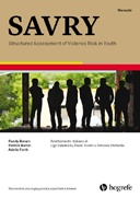 Copertina di SAVRY - Structured Assessment of Violence Risk in Youth