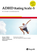 Copertina di ADHD Rating Scale-5 for Children and Adolescents