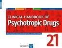 Copertina di Clinical Handbook of Psychotropic Drugs 21