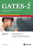 Copertina di GATES-2 - Gifted and Talented Evaluation Scales, Second Edition
