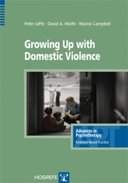 Copertina di Growing Up with Domestic Violence