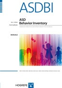 Copertina di ASDBI - ASD Behavior Inventory