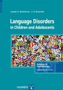 Copertina di Language Disorders in Children and Adolescents